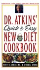 Atkins Diet Fast and Easy Cookbook